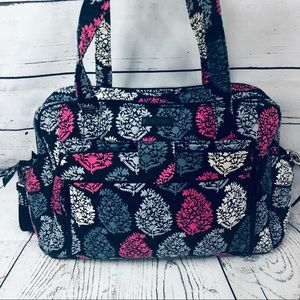 Vera Bradley Quilted Baby Bag Northern Lights